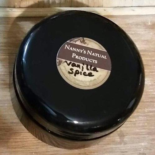Vanilla Spice Sugar Scrub