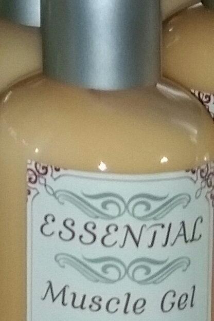 Essential Muscle Gel