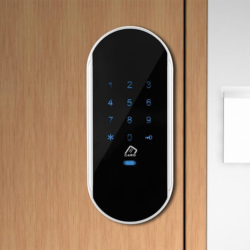 Smart Electronic Password Coded Inductive Lock
