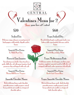 Vegan Valentine's Day Restaurant Options 2020