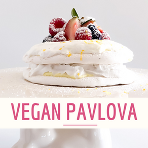 The Vegan Meringue Recipe You Didn't Know You Needed