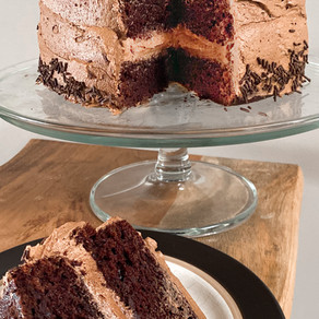 Best Ever Vegan Chocolate Cake
