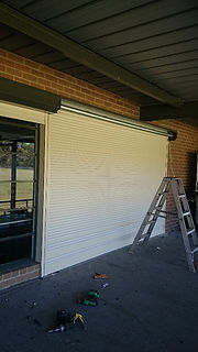security roller shutter repairs / replacements