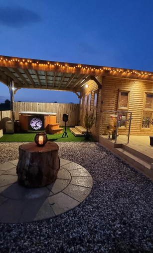 Log Cabin Rereat