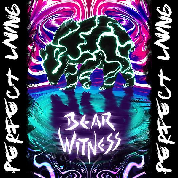 Bear Witness - Perfect Living Cover Art.