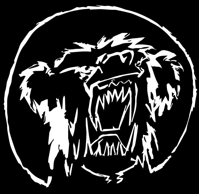 Rebel Stencil (logo number 2)