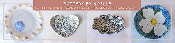 Noelle Argenti Pottery 2019 Craft Fair L