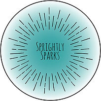 Sprightly Sparks 2019 craft fair Logo.jp