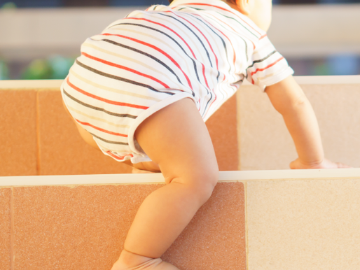 When is the best time to introduce your baby to stairs?
