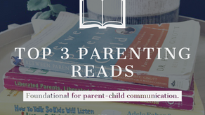Top 3 Parenting Reads