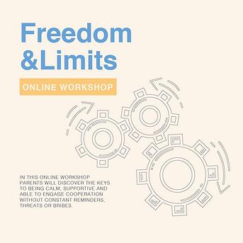 Freedom&Limits Workshop