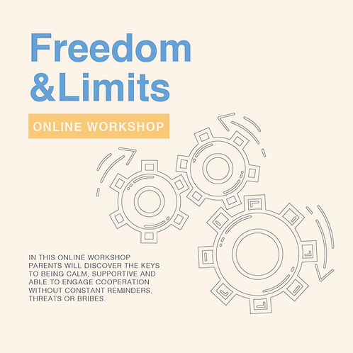 Freedom&Limits Workshop
