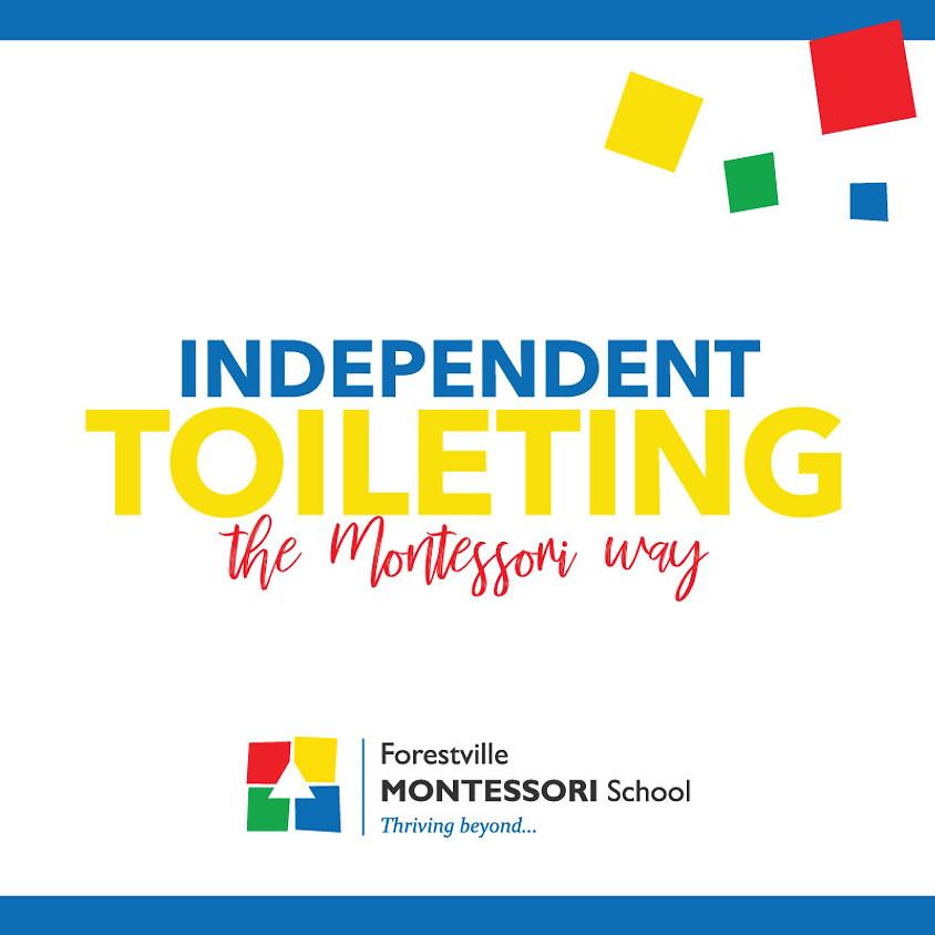 Independent Toileting (The Montessori Way)