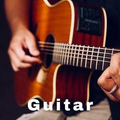 Guitar Lessons for al ages in Glendora