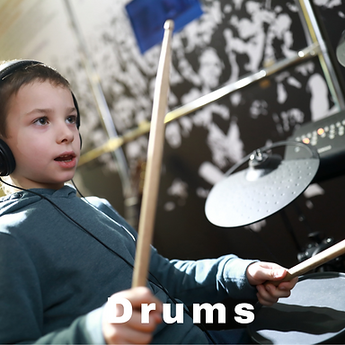 Drum Lessons in Glendora for All ages