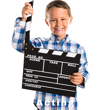 Acting Lessons for all ages in Glendora