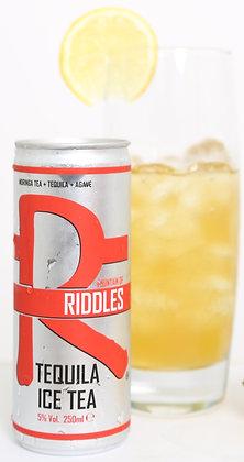 RIDDLES Ice Tea 250ml x6