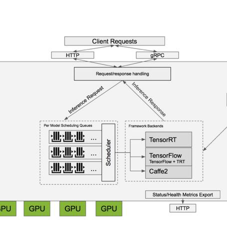 NVIDIA의 결정! TensorRT Inference Server 오픈 소스로 공개
