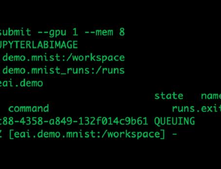GPU 자원 관리 효율성에 대한 기업의 목마름을 해결하는 솔루션 -  Element AI의 Orkestrator