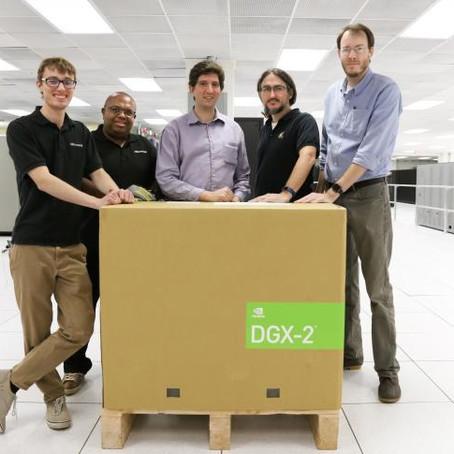 미국 에너지성 산하 연구소가 NVIDIA DGX-2를 쓰는 이유 - 연구원이 더 편하게 머신 러닝을 할 수 있게 돕는 동시에 수퍼컴퓨터 자원을 더 효율적으로 쓰기 위해..