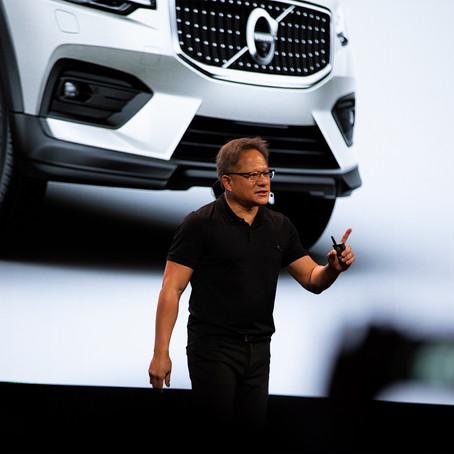 안전한 자동차의 대명사 Volvo ~ NVIDIA와 손잡고 자율 주행 자동차 시장에 본격 합류