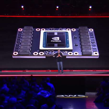 NVIDIA AI 소프트웨어, 이제 AWS 마켓플레이스에서도 받을 수 있다! 새로운 GPU 인스턴스도 등장..