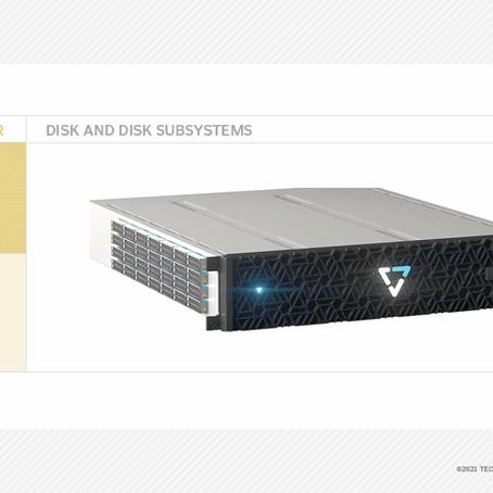 VAST Data, 'Storage' 매거진과 'Search Storage'가 공동 주관하는 베스트 엔터프라이즈 스토리지 시상식에서 2년 연속 금상 수상
