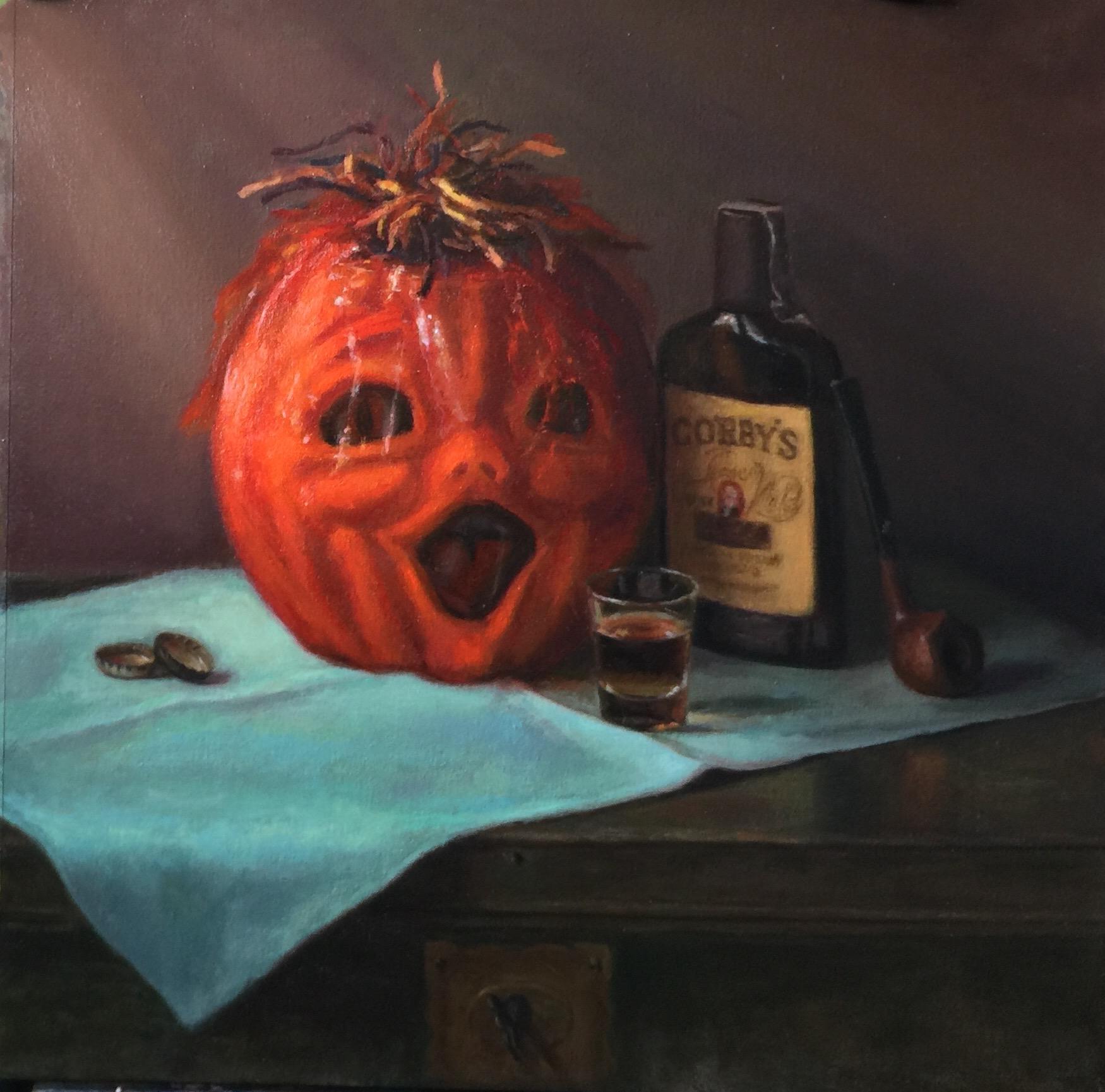 Pumpkin & Whiskey
