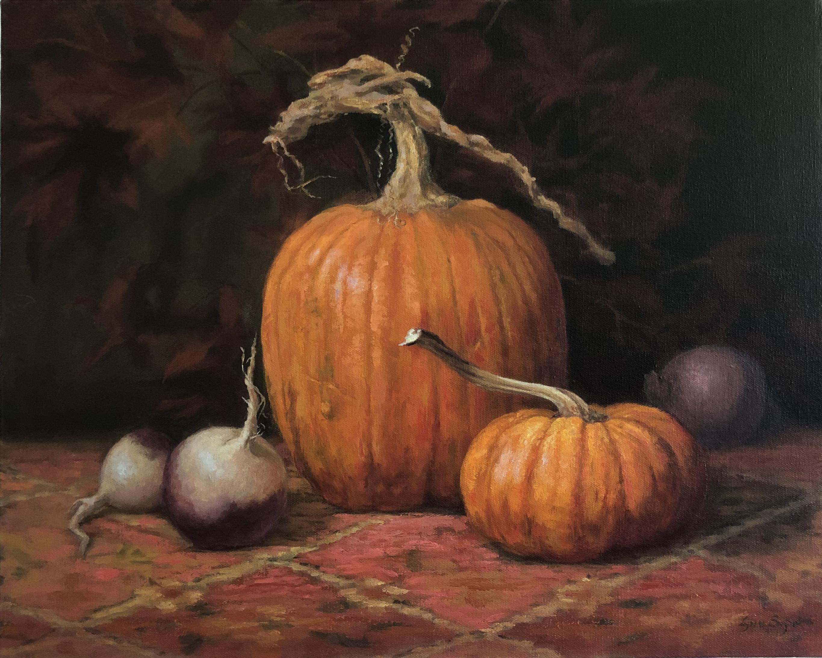 Pumpkins & Turnips