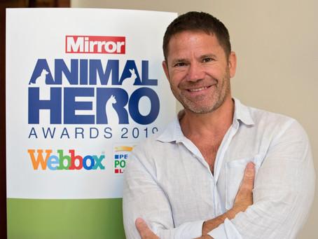 Daily Mirror Animal Hero Awards Judging