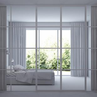 Millennium Glass: Bedroom Glass Panels