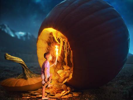 Halloween Pumpkin Session now Booking!