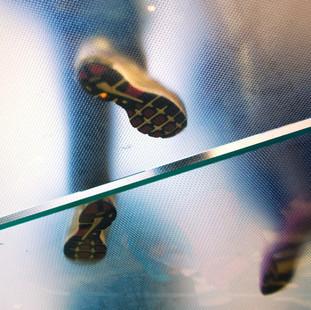 Millennium Glass: Walk on Glass