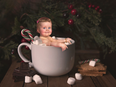 NEW FOR 2020 : NORTH POLE HOT CHOCOLATE