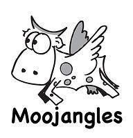 Moojangles cow logo