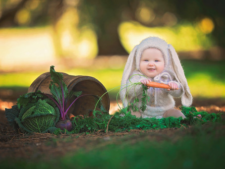 Now Booking Easter Bunny Sessions
