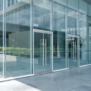 Millennium Glass: Glass Shop Front