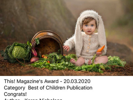 Another Award!