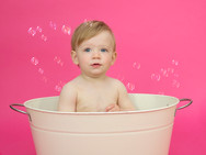 Cake Smash and Splash by Little Pip Photography