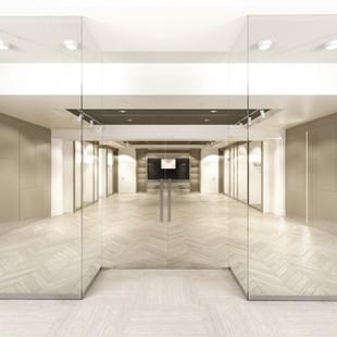 Millennium Glass: Glass Office