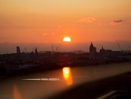 Battersea by Sunset