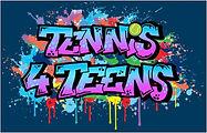 Tennis 4 teens.JPG
