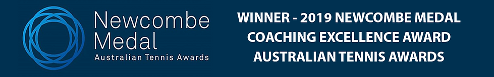Coaching Excellence Newcombe Medal Winner Yvonne Fantin