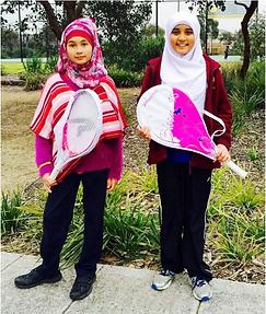 Topseed Tennis Muslim Women's Tennis