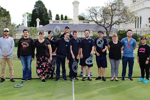 Topseed Tennis Let's Ace Autism