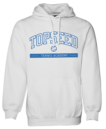 Adults Fleece Hoodie - College Logo