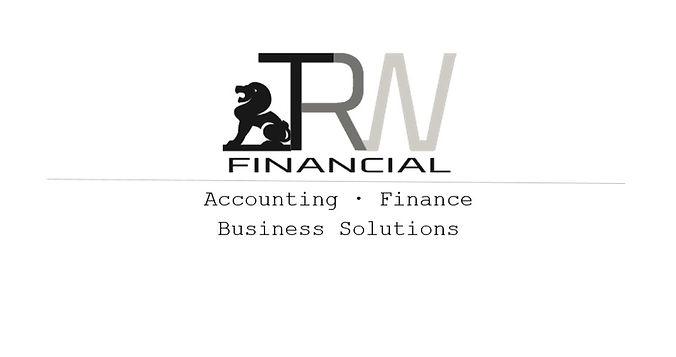 TRW Financial Logo