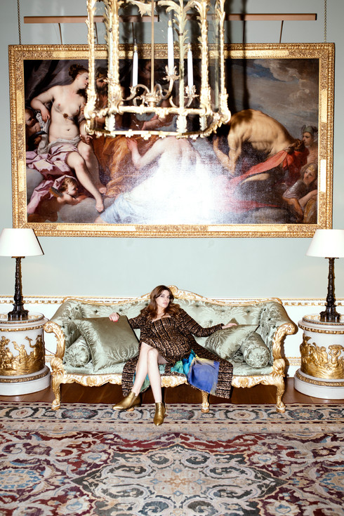 Rue Agthonis AW21 Campaign