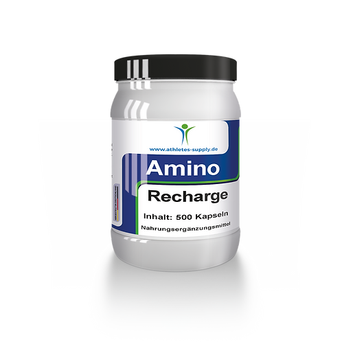 Amino Recharge (Kapseln)