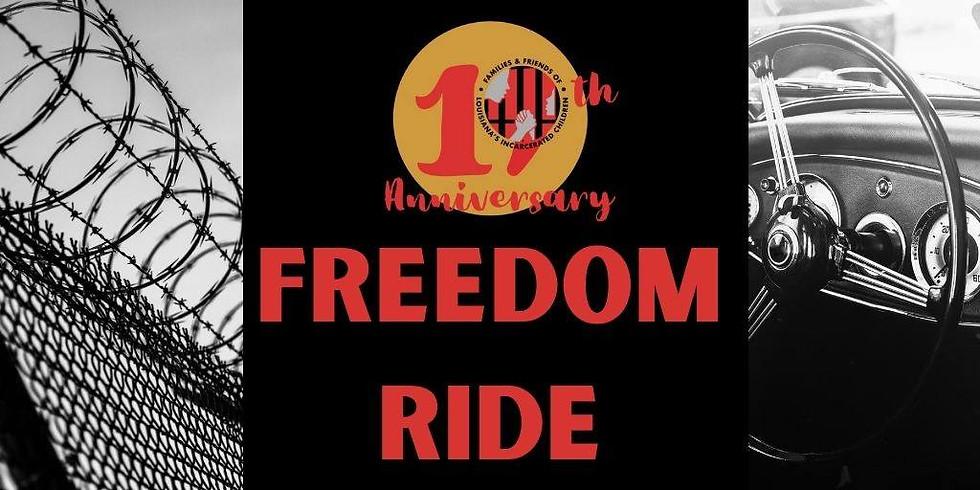 Freedom Ride: A Visit to Louisiana's Correctional Youth Facilities
